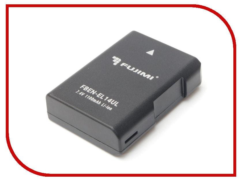 Аккумулятор Fujimi EN-EL14+