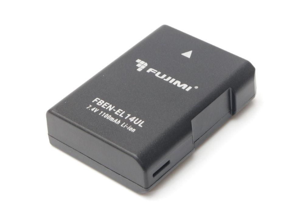 Аккумулятор Fujimi FBEN-EL14UL / EN-EL14+ для Nikon