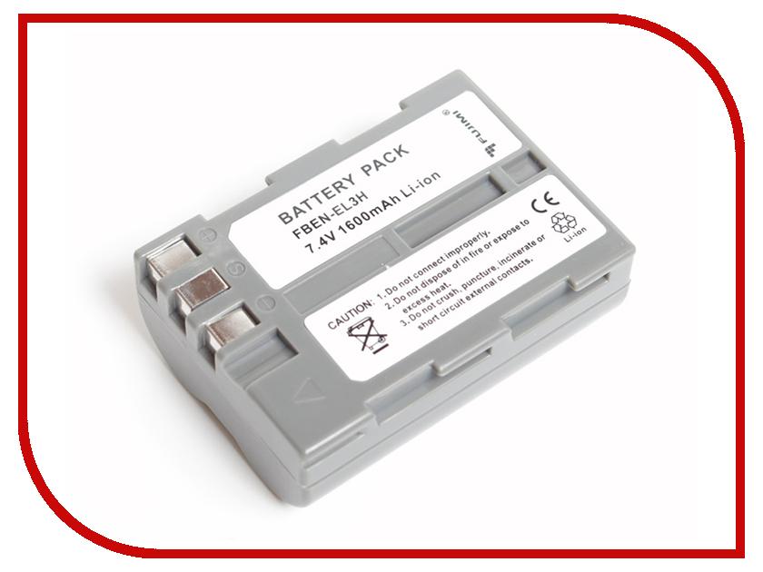 Аккумулятор Fujimi EN-EL3e+