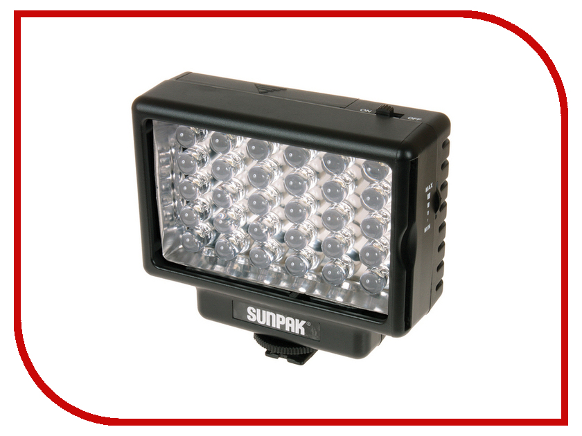 Осветитель Sunpak LED 30 Video Light<br>