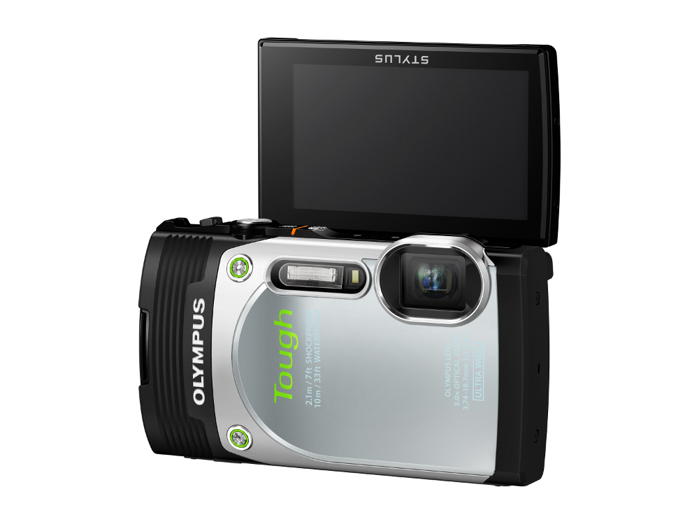 Фотоаппарат Olympus TG-850 iHS Tough Silver