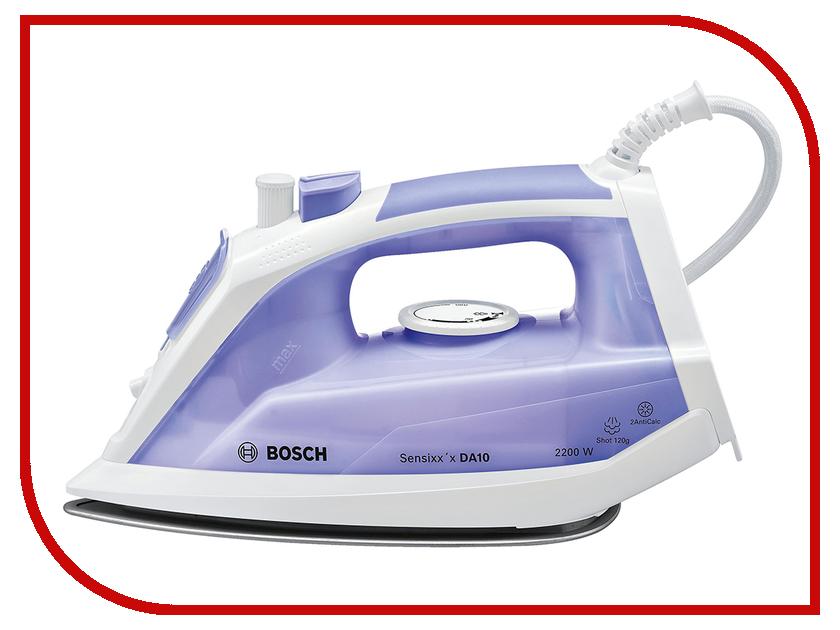 Утюг Bosch TDA 1022000 утюг bosch tda 2610