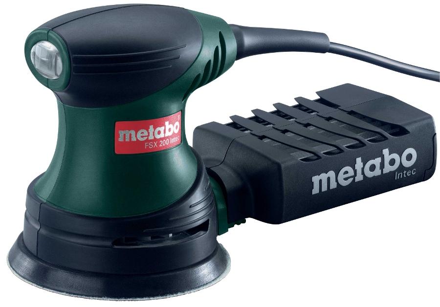 Шлифовальная машина Metabo FSX 200 Intec 609225500 стоимость