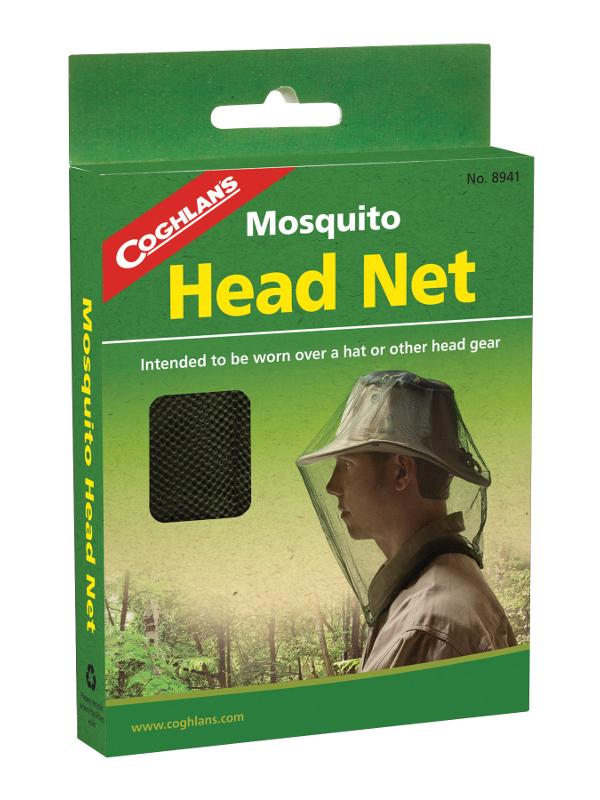 Средство защиты из сетки Coghlans Head Net 8941