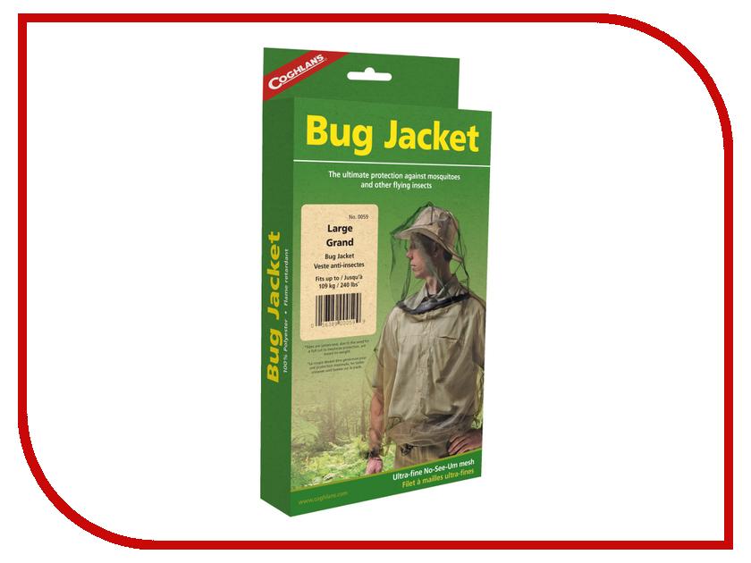 Средство защиты из сетки Coghlans L 0059 куртка средство защиты из сетки coghlans deluxe head net 9360