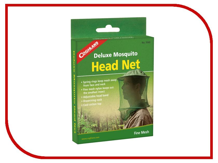 Средство защиты из сетки Coghlans Deluxe Head Net 9360 сумка водонепроницаемая coghlans 8415 13х18см