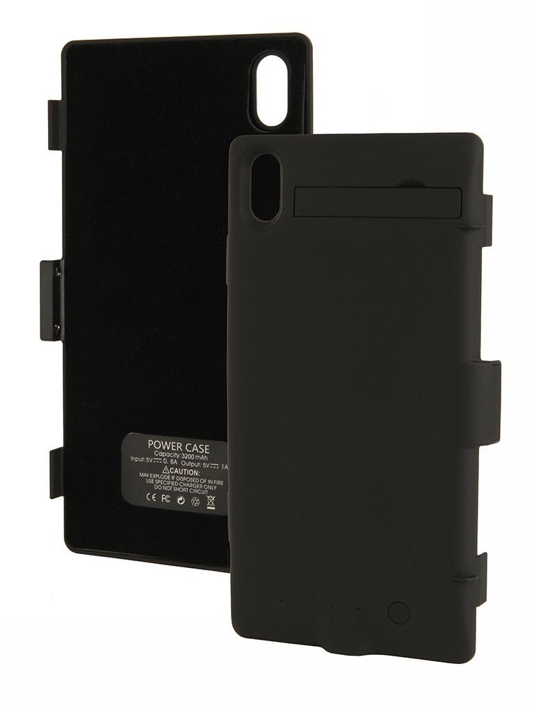 Аксессуар Чехол-аккумулятор Sony Xperia Z1 Palmexx 3200mAh Black PX/BCASE SON Z1 BLACK