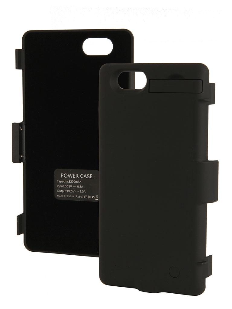 ��������� �����-����������� Sony Xperia Z1 Compact Palmexx 3200mAh Black PX/BCASE SON Z1 COM BLACK