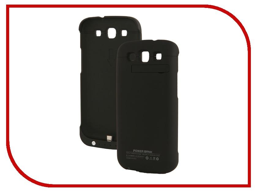 ��������� ����� � ������������� Samsung GT-i9300 Galaxy S III Palmexx 3200 mAh Black PX/SAM 9300 EXT-BAT BLACK