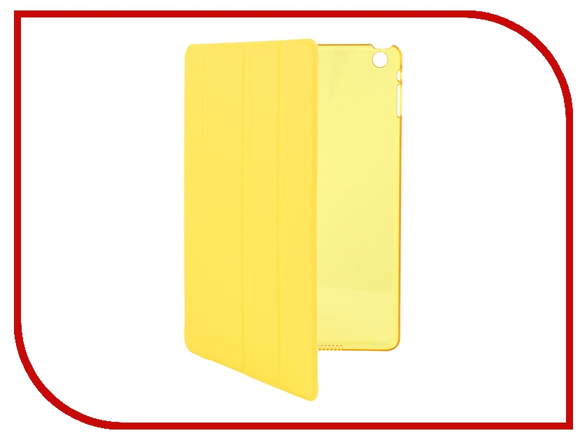 Аксессуар Чехол APPLE iPad Air NEXX полиуретан Yellow COR-IPAF-YL