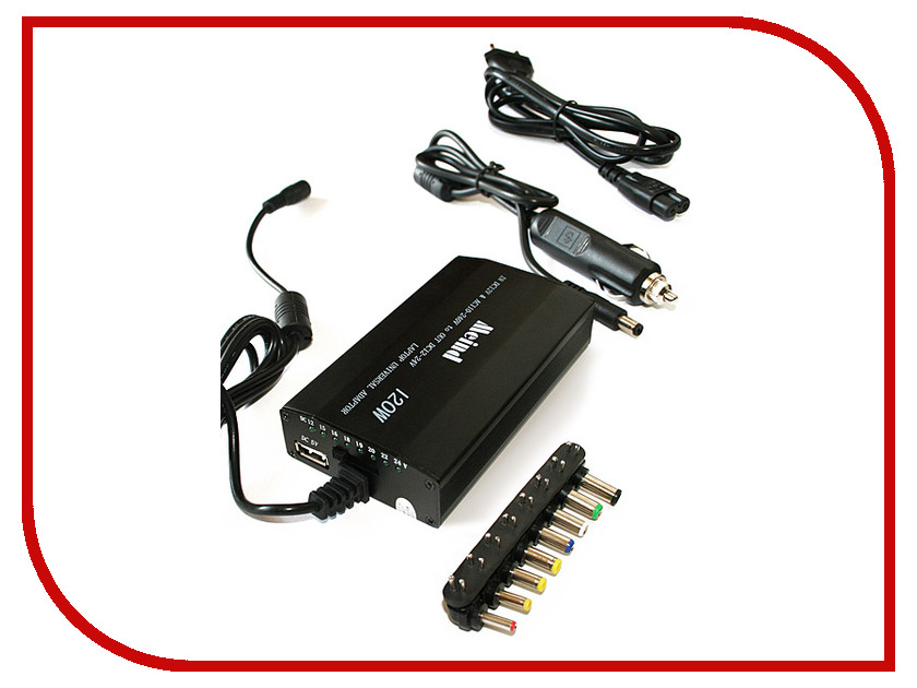 Блок питания Kromatech 04091b002 - сетевая зарядка, з.у. автомобильное<br>