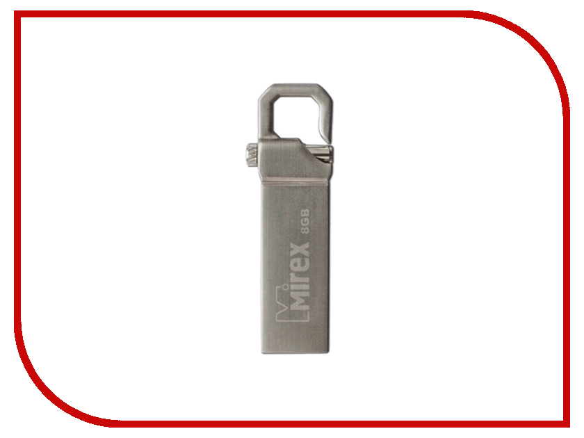 USB Flash Drive 8Gb - Mirex Crab 13600-ITRCRB08