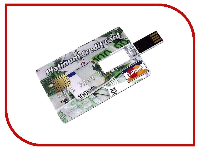 USB Flash Drive 4Gb - ������ �������� Platinum Credit Card ���� 94244