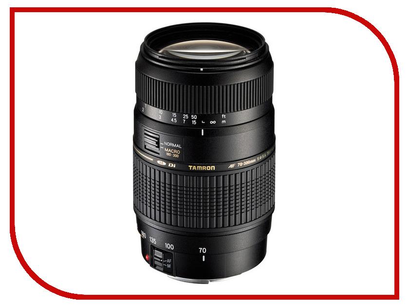 Объектив Tamron AF 70-300mm F/4-5.6 Di LD MACRO 1:2 Nikon F объектив sigma nikon af 30 mm f 1 4 dc hsm art