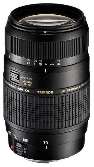 цена на Объектив Tamron AF 70-300mm F/4-5.6 Di LD MACRO 1:2 Nikon F