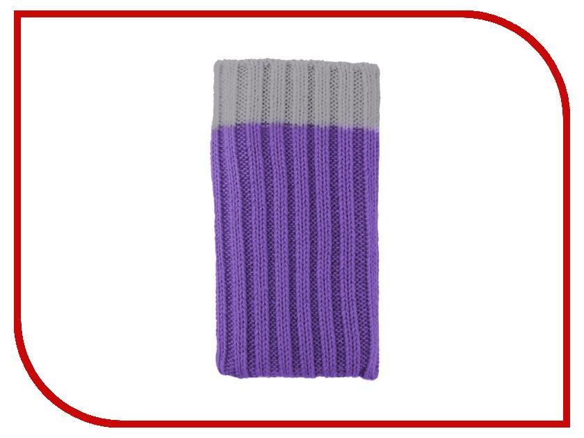 Чехол Socks универсальный Violet