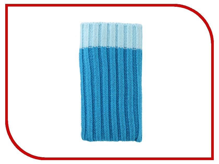 Чехол Socks универсальный Blue