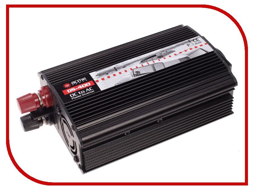 Автоинвертор Автоинвертор AcmePower AP-DS400 12В