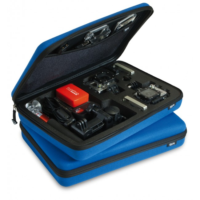 Аксессуар SP POV Case GoPro-Edition 3.0 Blue 52041