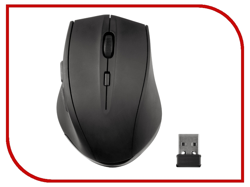 мышки Calado Silent Mouse Wireless  Мышь Speed-Link Calado Silent Mouse Wireless Rubber-Black SL-6343-RRBK