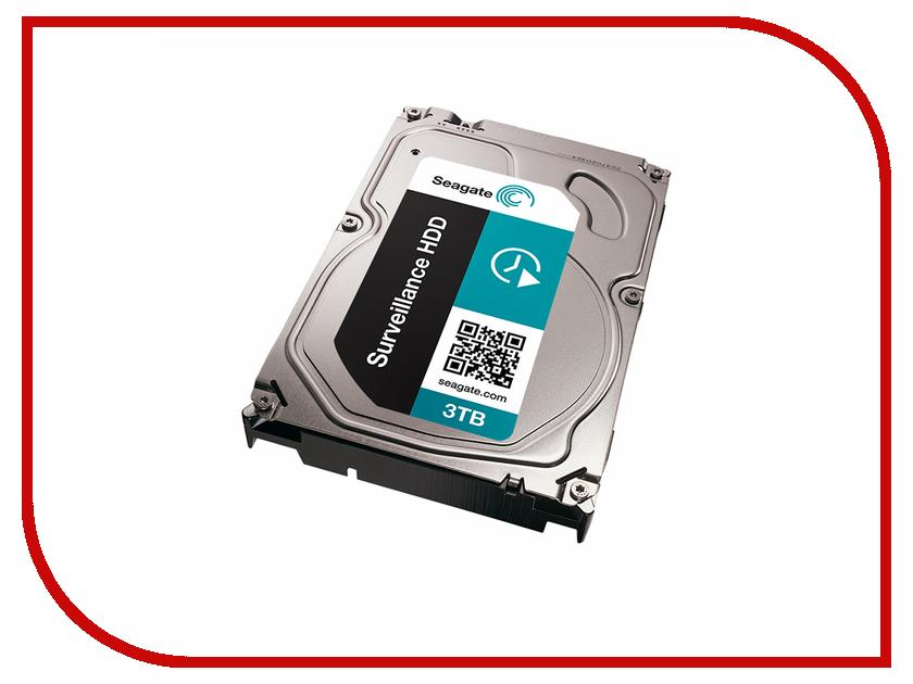 Жесткий диск 3Tb - Seagate ST3000VN000