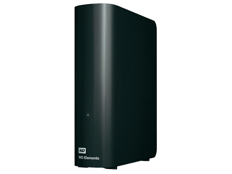 Жесткий диск Western Digital Elements 2Tb USB 3.0 Black WDBWLG0020HBK-EESN цена
