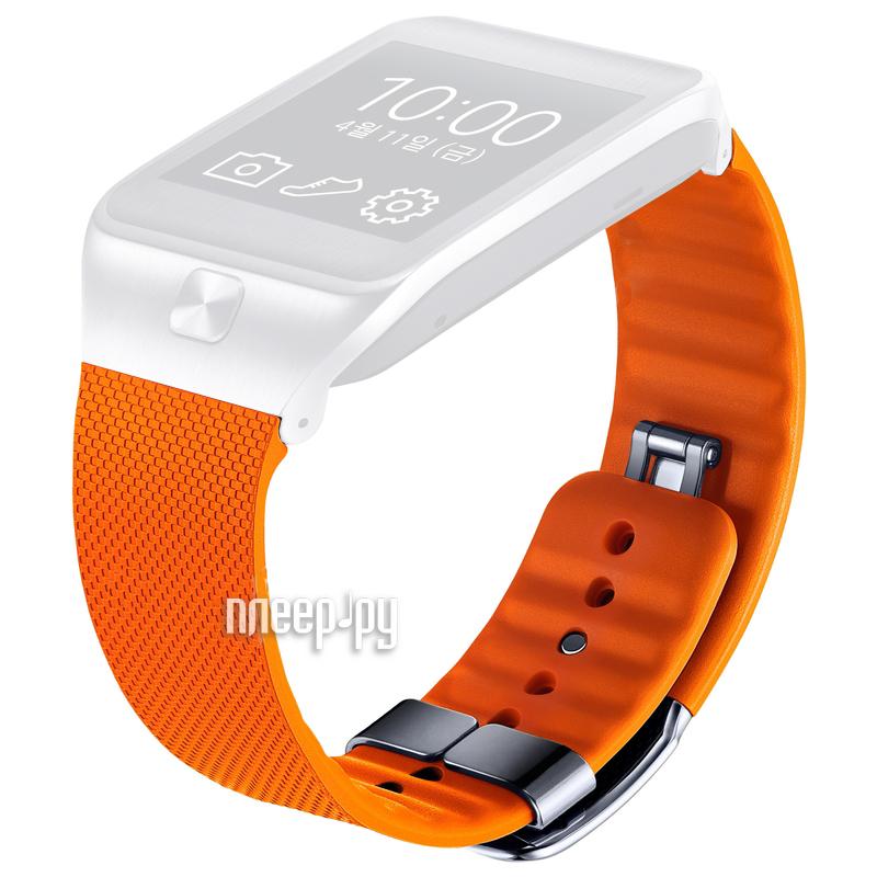 Аксессуар Ремешок Samsung ET-SR380BOEGRU для Gear 2 / Gear 2 Neo Orange