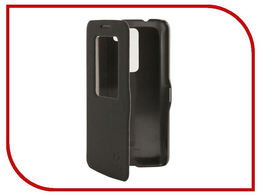 Аксессуар Чехол LG G2 Mini Nillkin Fresh Series Black<br>