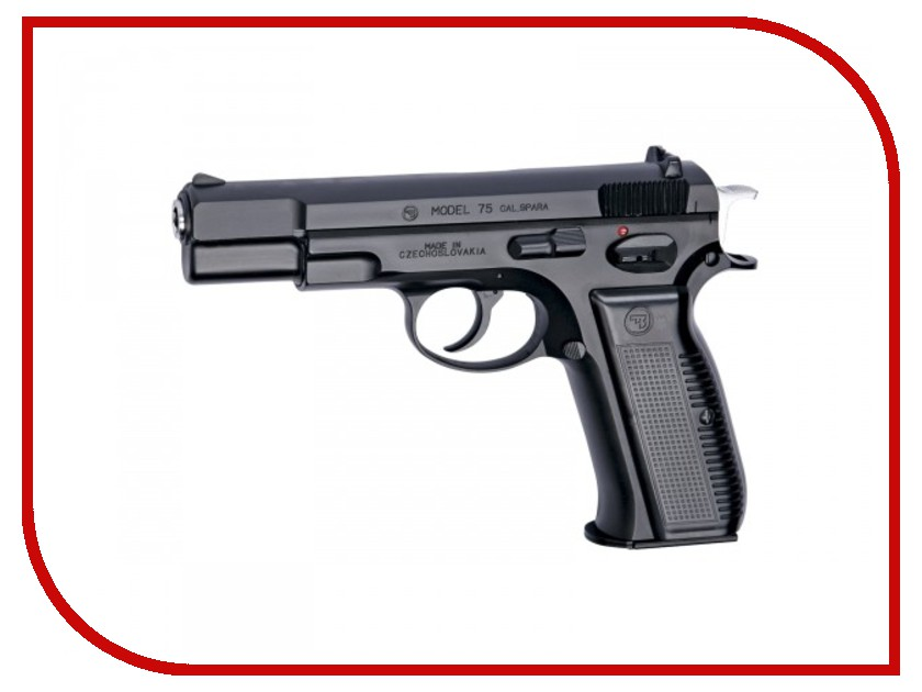 Пистолет ASG CZ 75 RSS 16924<br>