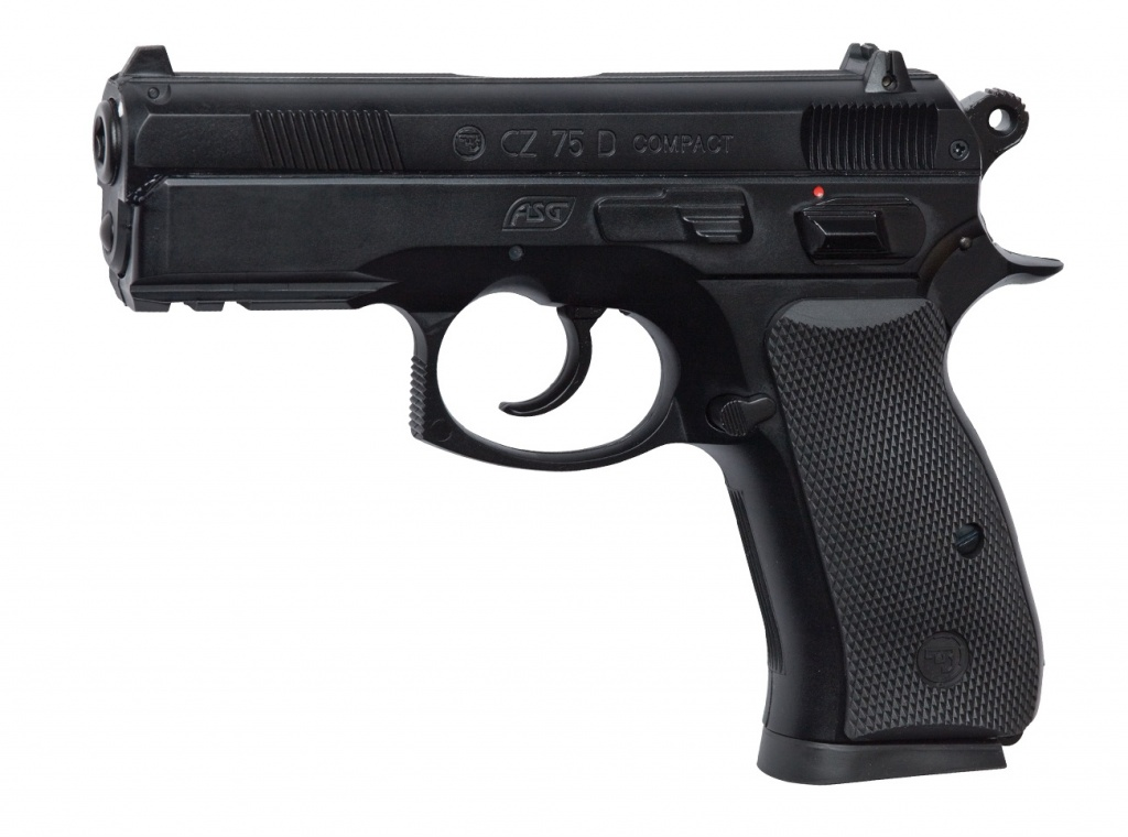 Пистолет ASG CZ 75D Compact 15885 от Pleer