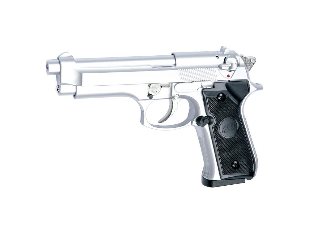 Пистолет ASG M92F Silver 11557 от Pleer