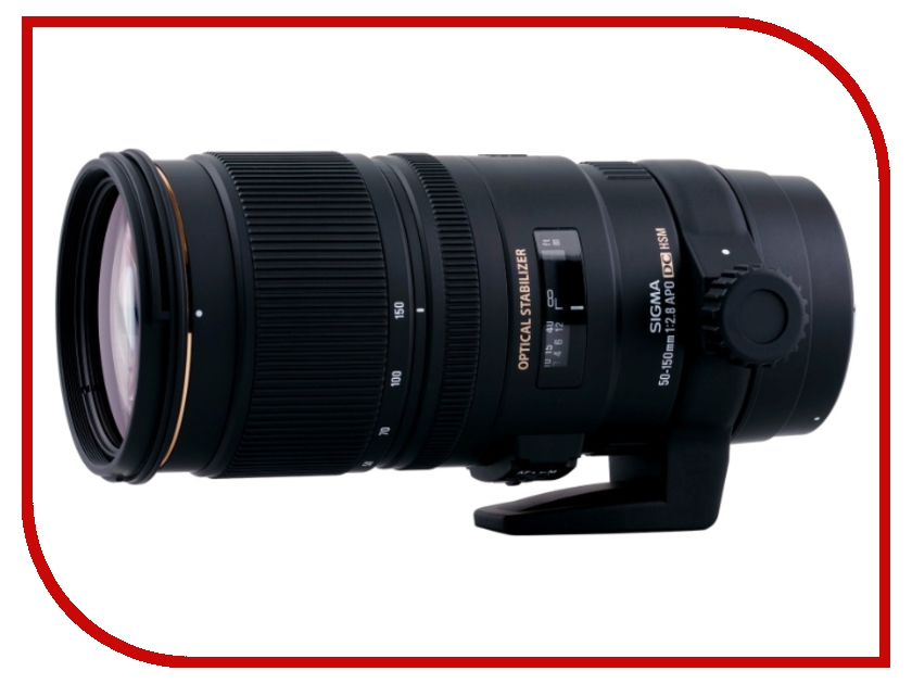 Объектив Sigma Canon AF 50-500 mm F/4.5-6.3 APO DG OS HSM ecma e21310rs asd b2 1021 b delta 1kw 2000rpm ac servo motor driver kits with 3m power and encoder cable