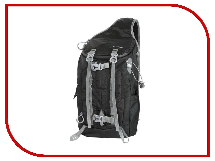 рюкзаки и чемоданы для фото Sedona 43  Vanguard Sedona 43BK Black