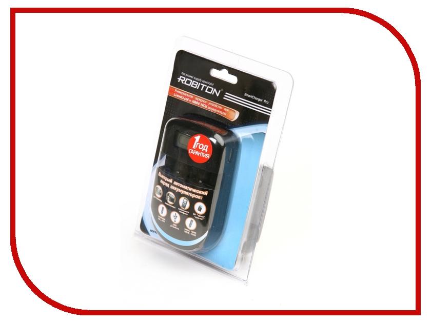 Зарядное устройство Robiton SmartCharger Pro BL1<br>