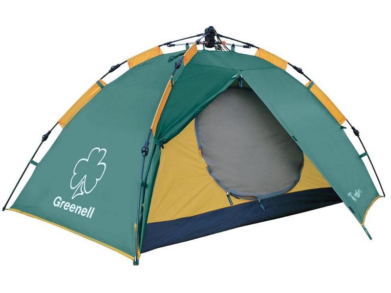 Палатка Greenell Трале 2 V2 95282-303-00 палатка greenell терра 4 v2 нави