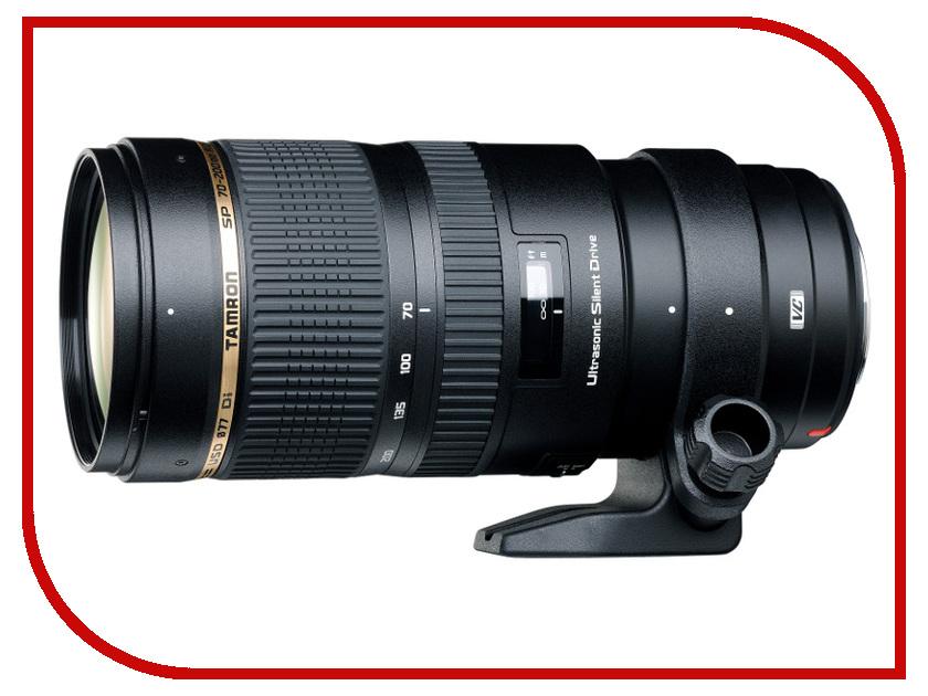 Объектив Tamron Sony / Minolta SP AF 70-200 mm F/2.8 Di VC USD объектив tamron sony minolta sp af 24 70 mm f 2 8 di usd