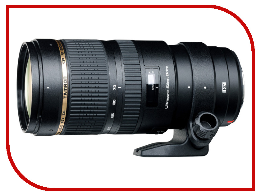 Объектив Tamron Sony / Minolta SP AF 70-200 mm F/2.8 Di VC USD
