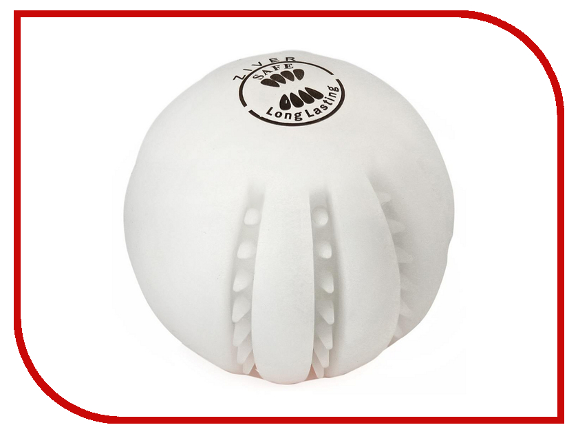 Игрушка Ziver 40.ZV.068 White - светящийся мяч<br>