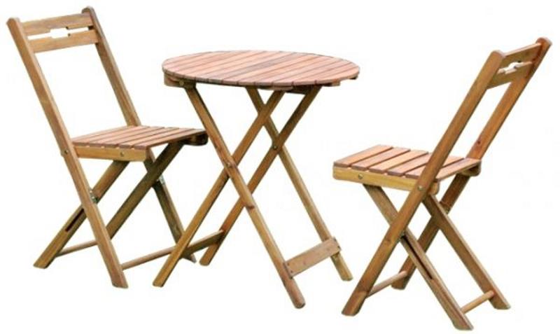 Стол Greenhouse HFS003 - набор стол со стульями