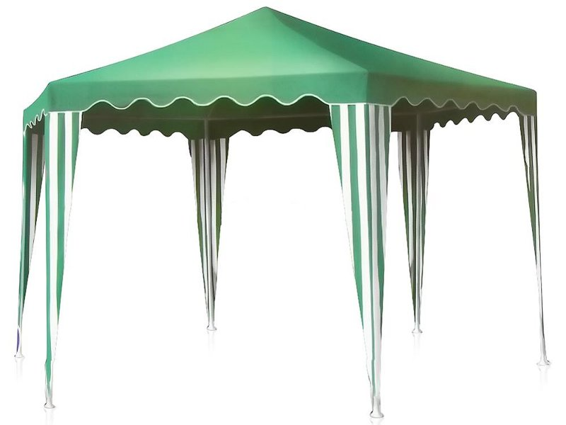 цена на Навес Greenhouse TN-001 Green
