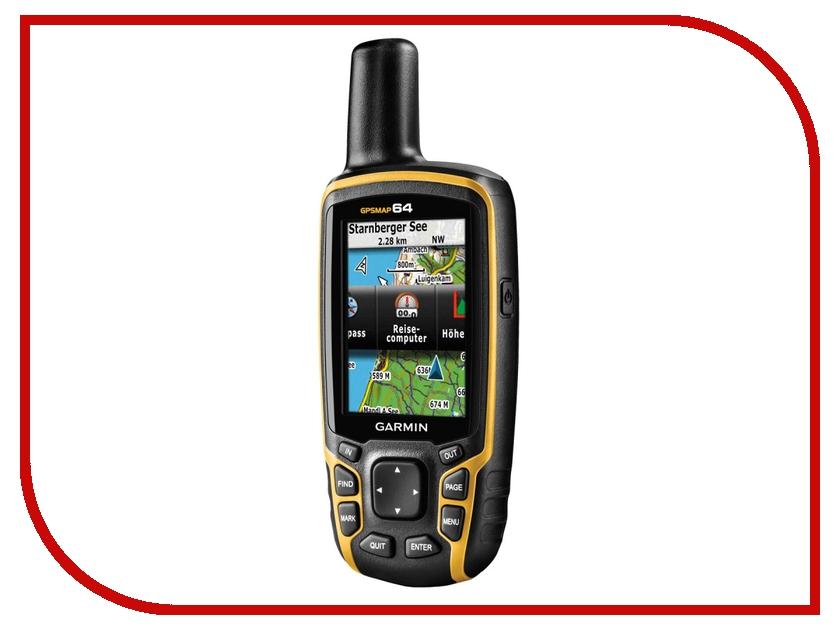 GPS-туристический Garmin GPSMAP 64