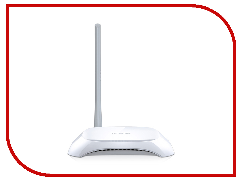 Wi-Fi роутер TP-LINK TL-WR720N wi fi роутер tp link tl wr841n tl wr841n
