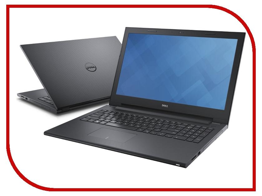 Ноутбук Dell Inspiron 3542 Black 3542-8588 Intel Celeron 2957U 1.4 GHz/2048Mb/500Gb/DVD-RW/Intel HD Graphics/Wi-Fi/Bluetooth/Cam/15.6/1366x768/Linux