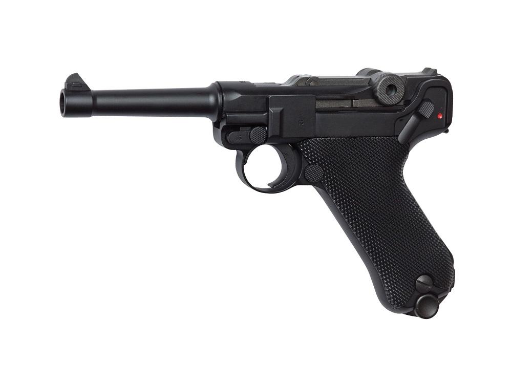 Пистолет ASG Luger P08 16229 от Pleer