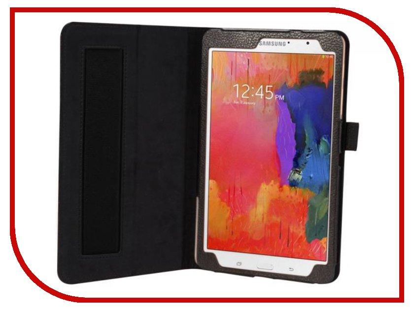 Аксессуар Чехол IT Baggage for Samsung Galaxy Tab 3 Lite 7.0 SM-T110/111 иск. кожа Black ITSSGT73L03-1 protective lychee pu leather flip case for samsung galaxy tab 3 8 0 t310 black