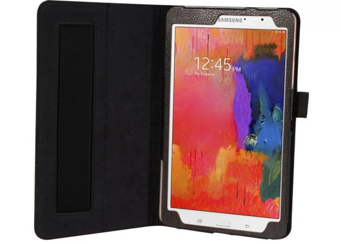 Аксессуар Чехол IT Baggage for Samsung Galaxy Tab 3 Lite 7.0 SM-T110/111 иск. кожа Black ITSSGT73L03-1 samsung galaxy tab 3 7 0 lite sm t116 [sm t116ndwaser] 8gb cream white