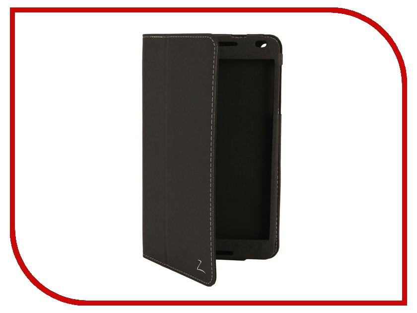 Аксессуар Чехол Huawei MediaPad M1 LTE LaZarr Booklet Case эко кожа Black<br>