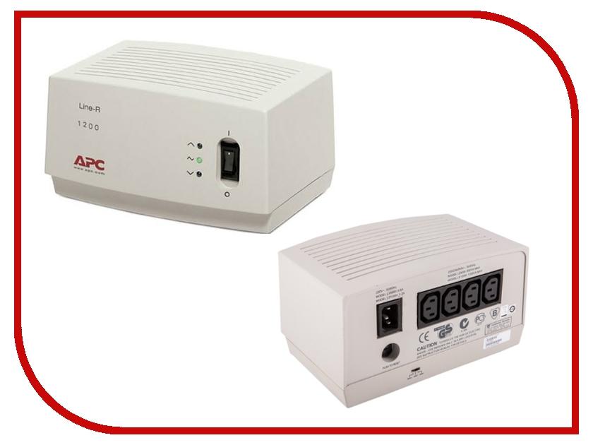 Стабилизатор APC Line-R 1200VA LE1200I