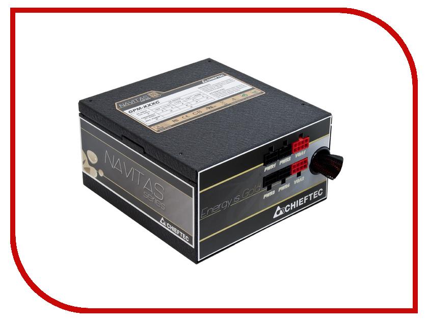 Блок питания Chieftec ATX GPM-1000C 1000W