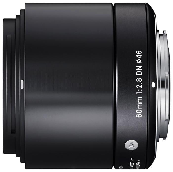 Объектив Sigma AF 60 mm F/2.8 DN ART for NEX Black<br>